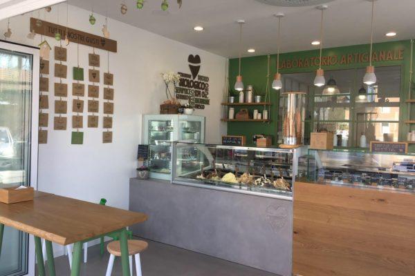 AmoreBio – Gelato per natura: a Torre la gelateria con certificazione biologica 100%