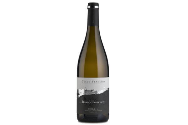 Colle Blanchis di Borgo Conventi, una speciale selezione di uve sauvignon