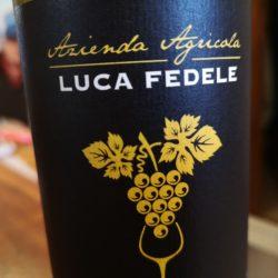 Luca Fedele, vino naturale a Corno di Rosazzo: ora anche a domicilio