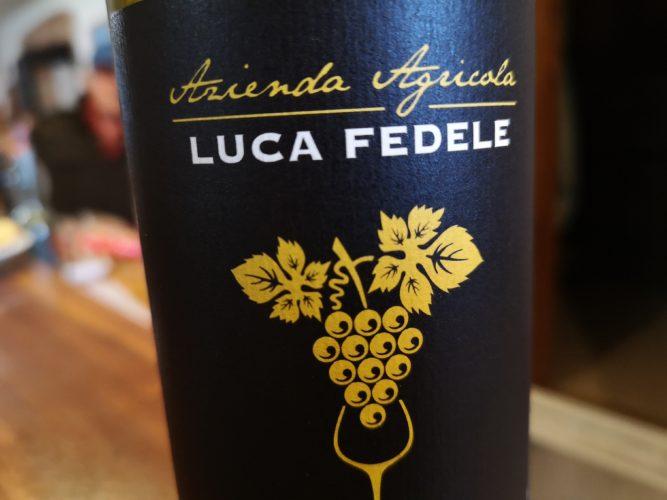 Luca Fedele, vino naturale a Corno di Rosazzo