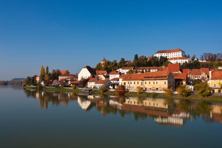Ritemprare il corpo e la mente a Ptuj, perla mitteleuropea sulla Drava