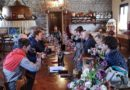 Visita e degustazione degli Assaggiatori Vini alla cantina Moschioni