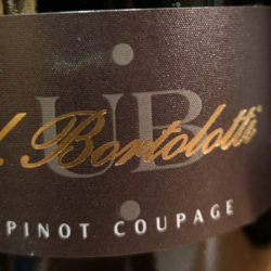 Pinot Coupage, un aperitivo di qualità