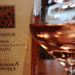 All'Enoteca Vino e Gola, un buon rosè