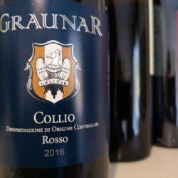 Graunar, godersi a casa i freschi vini del Collio
